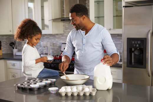 5 Wonderful Benefits of Cooking with Your Children