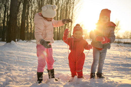 How to Keep Kids Safe During Winter Break