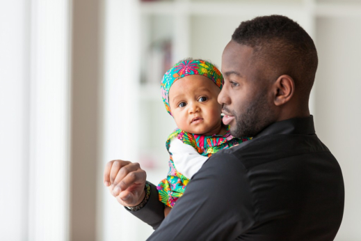 Should Dads Be Involved With Their Newborn?
